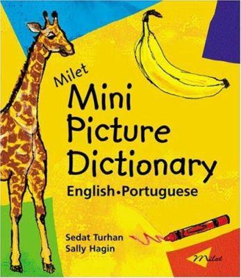 Milet Mini Picture Dictionary: English-Portuguese 9781840594737