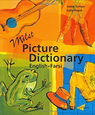 Milet Picture Dictionary: English/Farsi 9781840593518