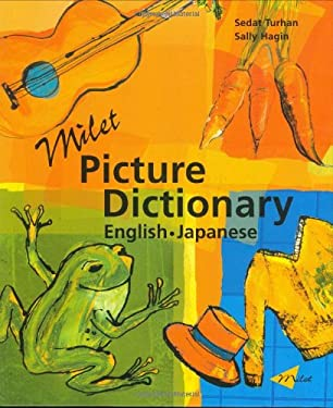 Milet Picture Dictionary: English/Japanese 9781840593556