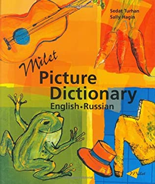 Milet Picture Dictionary (Russian-English) 9781840593587