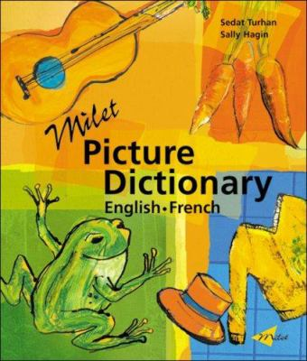 Milet Picture Dictionary (French-English) 9781840593525