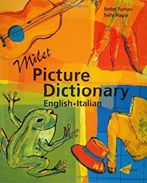 Milet Picture Dictionary (Italian-English) 9781840593549