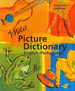Milet Picture Dictionary (Portuguese-English) 9781840593570