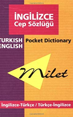 Milet Pocket Turkish-English Dictionary 9781840590494