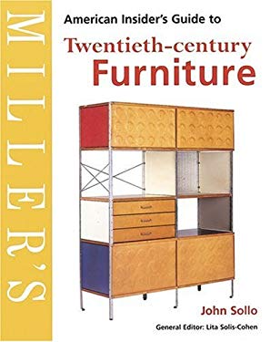 Miller's American Insider's Guide to Twentieth-Century Furniture 9781840003796