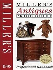 ISBN 9781840000016 product image for Miller's Antiques Price Guide: 1998 Professional Handbook | upcitemdb.com