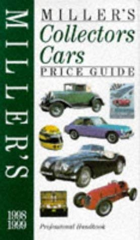 Millers Collectors' Cars: Price Guide Professional Handbook 9781840000085