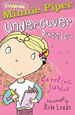 Minnie Piper: Undercover Puzzler 9781847150110