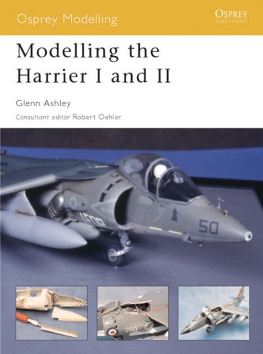 Modelling the Harrier I and II 9781841766478
