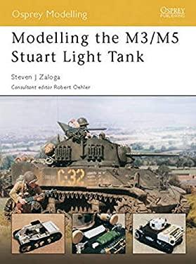 Modelling the M3/M5 Stuart Light Tank 9781841767635