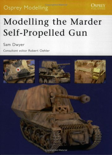 Modelling the Marder Self-Propelled Gun 9781841768557