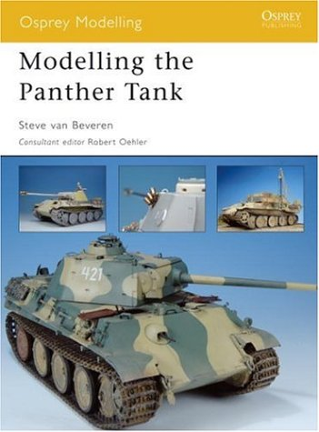 Modelling the Panther Tank 9781841769288