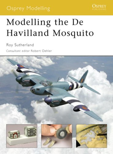 Modelling the de Havilland Mosquito 9781841767659