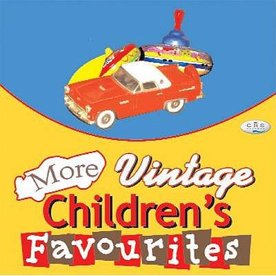More Vintage Children's Favourites 9781847110435