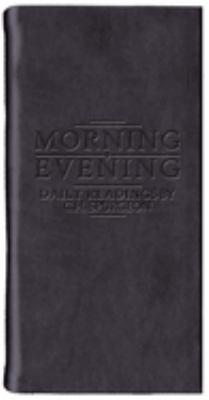 Morning and Evening (Matt Black) 9781845500139