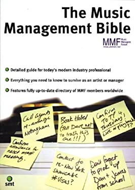 Music Management Bible 9781844920259