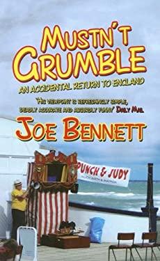 Mustn't Grumble 9781846176661