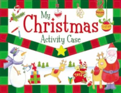 My Christmas Activity Case [With Sticker(s) and Envelope and Christmas POM-Poms, Press-Out Mini Tree and Stencils and Christma 9781848793422