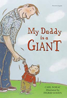 My Daddy is a Giant in Somali and English 9781844443710