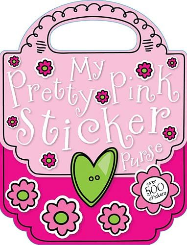 My Pretty Pink Sticker and Doodling Purse (9781848793774) photo