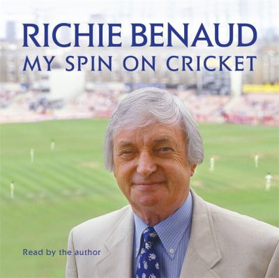 My Spin on Cricket 9781844560431