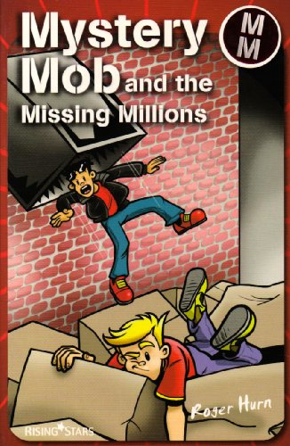 Mystery Mob and the Missing Millions 9781846802195