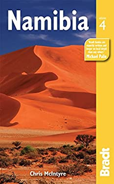 Namibia, 4th: The Bradt Travel Guide 9781841623351