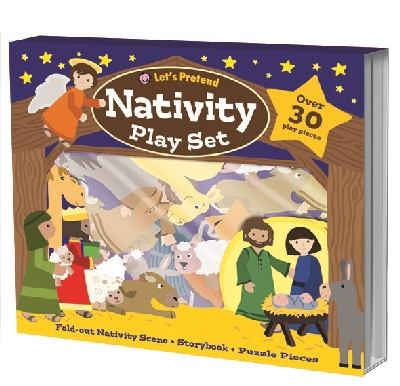 Nativity Play Set 9781849158008