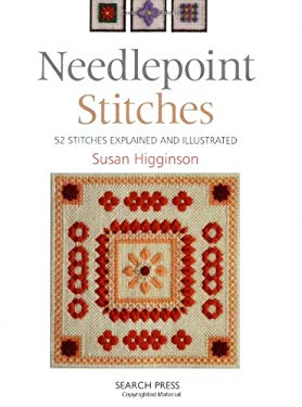 Needlepoint Stitches: 52 Stitches Explained and Illustrated 9781844480968