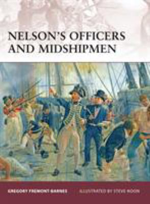 Nelson's Officers and Midshipmen 9781846033797