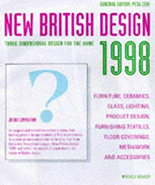 New British Design 1998 9781840000993