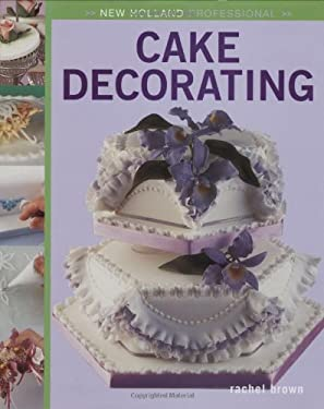 New Holland Professional Cake Decorating 9781845377281