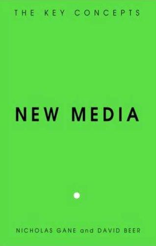 New Media 9781845201333