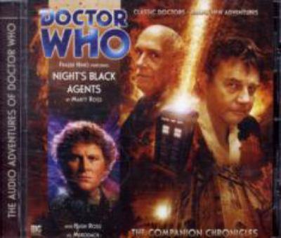 Night's Black Agents 9781844354672