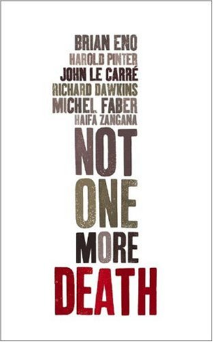 Not One More Death 9781844671168