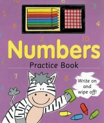 Numbers Practice Book 9781843223054