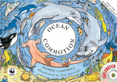 Ocean Commotion [With CD (Audio)] 9781847726346