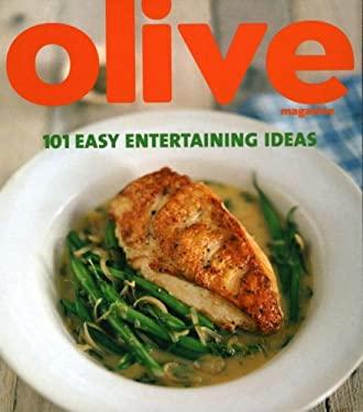 101 Easy Entertaining Ideas. Editor, Janine Ratcliffe 9781846075704