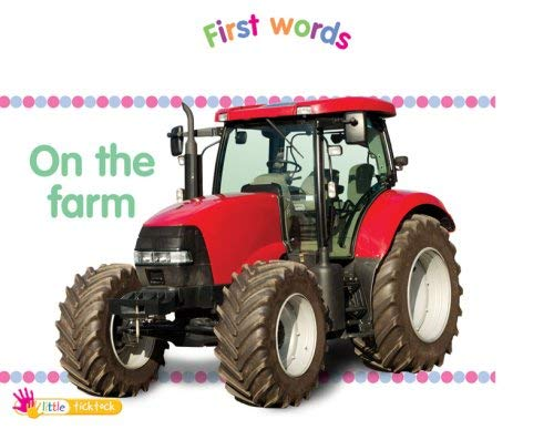 On the Farm: First Words 9781846968242