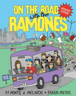 On the Road with the Ramones 9781847721037