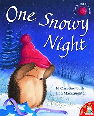 One Snowy Night 9781845060305