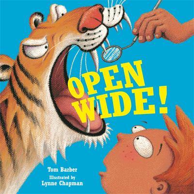 Open Wide! 9781844580538