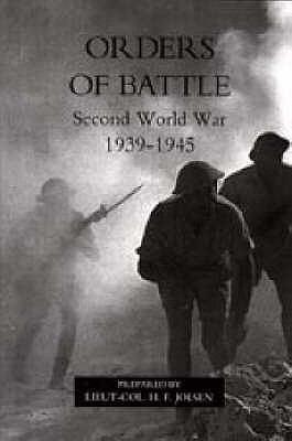 Orders of Battle: Second World War 1939-45