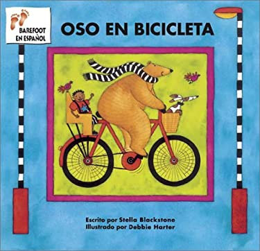 Spa/Eng Oso en Bicicleta/Bear On A Bike = Bear on a Bike 9781841487755