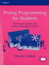 PROLOG Programming for Students: With Expert Systems and Artificial Intelligence Topics 9781844801121