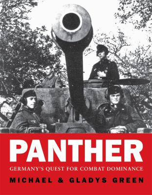 Panther: Germany's Quest for Combat Dominance 9781849088411