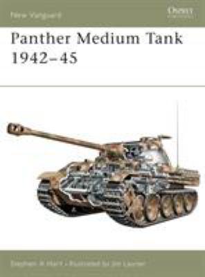 Panther Medium Tank 1942-45 9781841765433