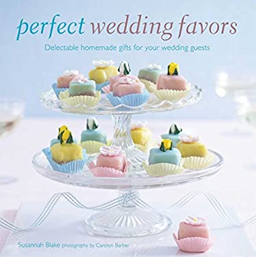 Perfect Wedding Favors: Delectable Homemade Gift for Your Wedding Guests