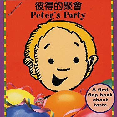 Peter's Party (Chinese-English) 9781840591477