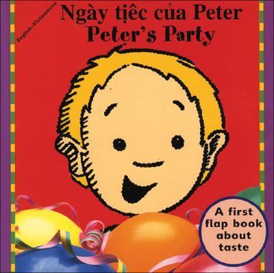 Peter's Party (Vietnamese-English) 9781840591514